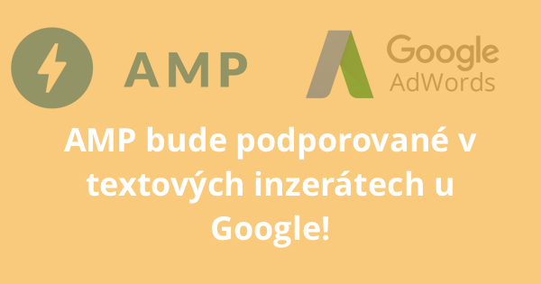 AMP a Google AdWords