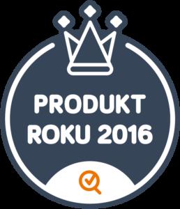 Označení produkt roku 2016